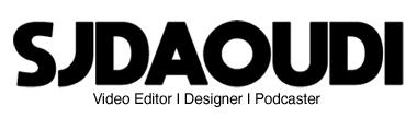 Simon Daoudi (Video Editor | Designer | Podcaster)